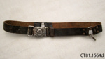 Belt, Girl Guides; 20th century; CT82.1564d