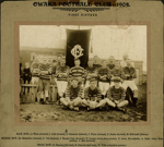 Photograph [Owaka Football Club, 1904]; [?]; 1904; CT79.1058c