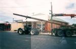 Photograph [Owaka Museum, Otago mast]; [?]; 1991; 2010.706