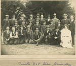 Photograph [Owaka Athletics Committee]; W Forsyth Photo, Dunedin; CT79.1053e2