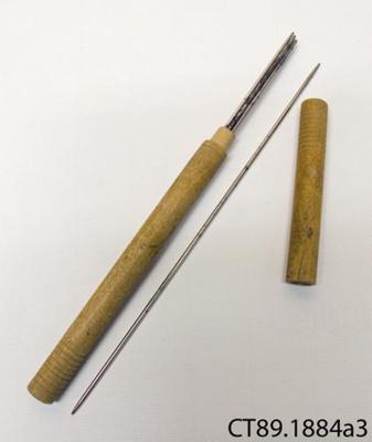 Case, needle; CT89.1884a3