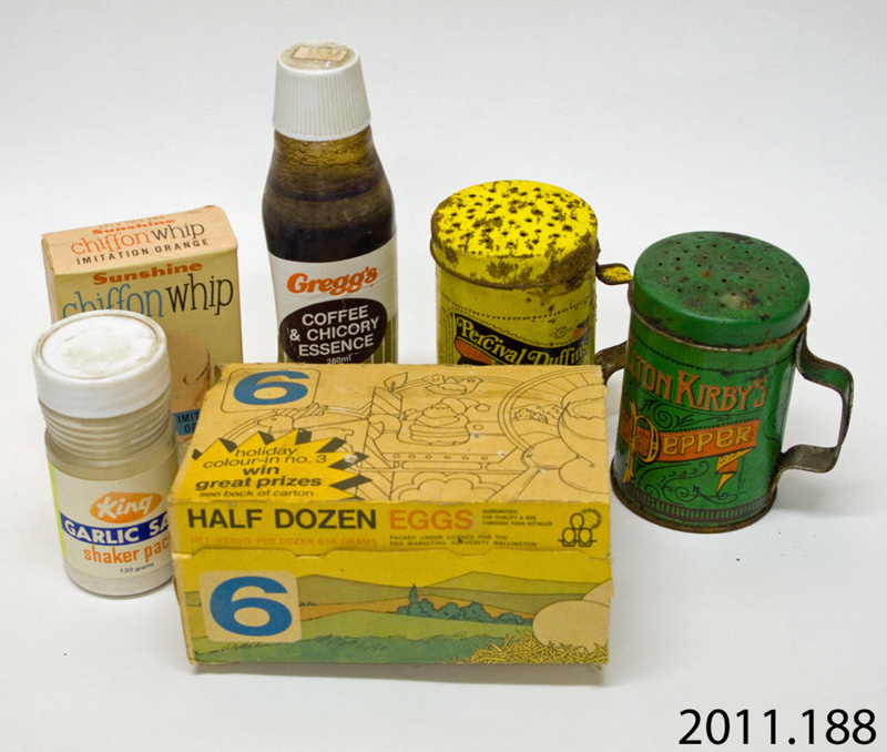 Tins And Bottles 2011 188 On Nz Museums