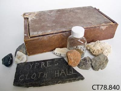 Samples, rock; CT78.840