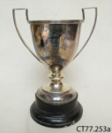 Trophy [Owaka A & P Society]; Owaka A&P Society; 1928; CT77.253a