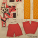 Pattern, sewing; [?]; 20th century; CT03.4079b