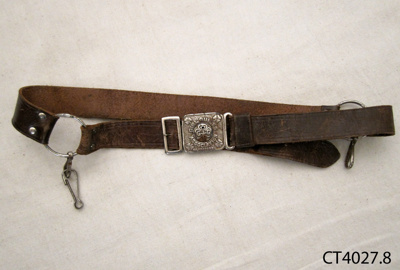 Belt, Girl Guides; [?]; 20th century; CT4027.8