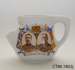 Mug, shaving; Empire Porcelain Co; 1896-1967; CT86.1802j
