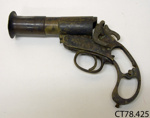 Gun, flare; Webley & Scott Ltd; c1918; CT78.425