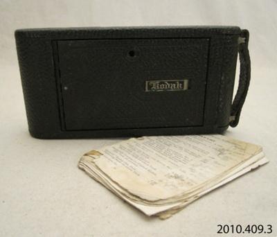 Camera; Eastman Kodak Co; 1914-1927; 2010.409.3