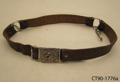 Belt, Girl Guides; [?]; 20th century; CT90.1776a