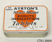Tin [Ayrton's]; Ayrton Saunders & Co Ltd; [?]; CT01.3069i