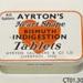 Tin [Ayrton's]; Ayrton Saunders & Co Ltd; [?]; CT01.3069i