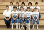 Photograph [Catlins Area School softball team]; [?]; c1980s-1990s; CT4583.5