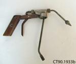 Equipment, pest control; CT90.1933b