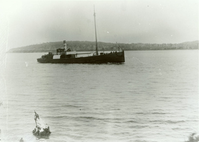 Photograph [SS Kotare]; [?]; 1909; CT89.1888.22