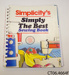 Book, instruction; Simplicity Patterns Co Inc; 1988; CT06.4664f