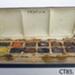 Box, paint; CT85.1705l