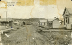 Photograph [Main Street, Owaka]; [?]; c1900; CT82.1454c