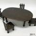 Furniture, dolls ; [?]; c1920; 2011.124
