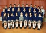 Photograph [Catlins Area School class]; [?]; 1980; CT4583d