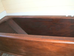 Kauri Bath in Original Homestead, 38