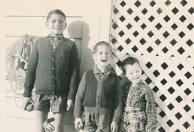 Cameron Family; 19-125