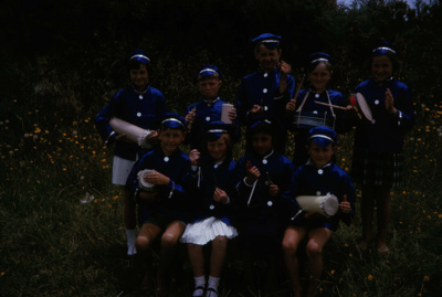 Children in Costume; 18-73