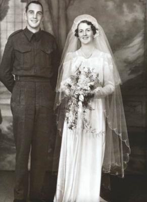 Denton and Bennett Wedding; 21-37