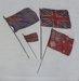 Flags x 8; 224
