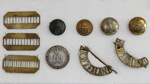 WW1 Badges and Buttons; 552