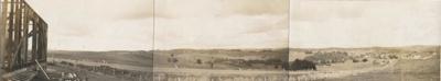 Panoramic view of Rashleigh Home 1948; 18-144