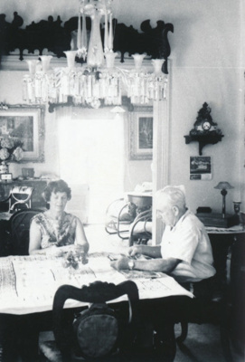 Louis and Ada May Wintle.; 16-386