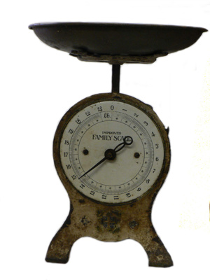 Grocery Scales; 60