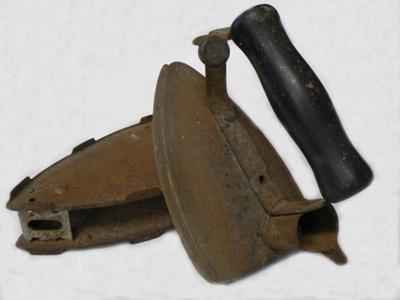 Iron and Base; 243