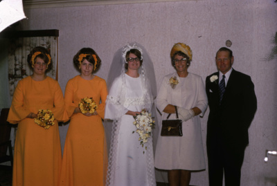Wharfe Family Wedding; 18-82