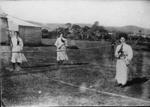 Tennis Courts, Hakaru; 15-50
