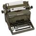 Typewriter; 16-117