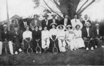 Mangawai Tennis Team 1904; 16-140