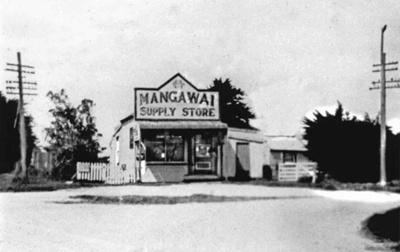Mangawai Supply Store; 15-46