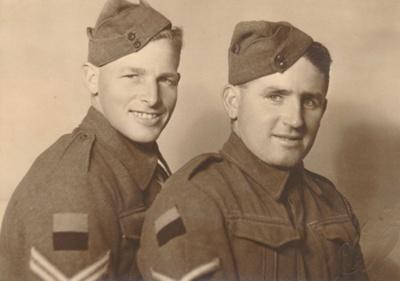 Geoff Rashleigh and Larry Birt; 18-159