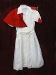 Nurses Uniform and accessories.; 356