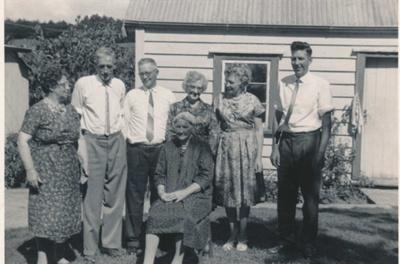 Logue Family; 19-64