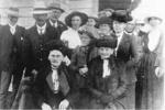 Early Settlers Mangawai.; 15-27