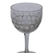 Crystal wine glass; 714
