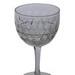 Crystal wine glass; 714