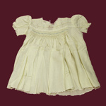 Baby's Wool Dress; 868