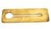 Brass Plate; 16-27