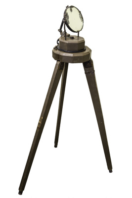 Signal Lamp - Heliograph; 15-5