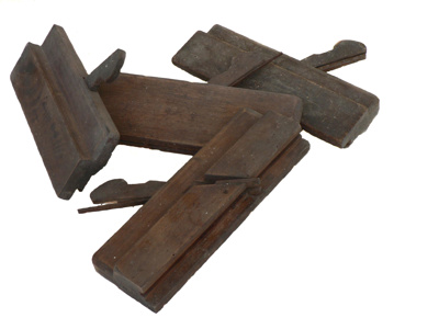 Carpenters plane collection; 347