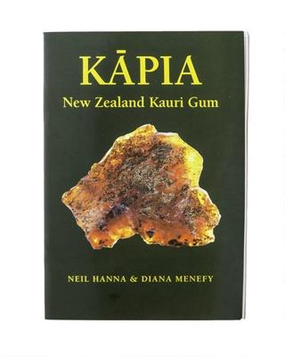 16-239 Kapia. New Zealand Kauri Gum